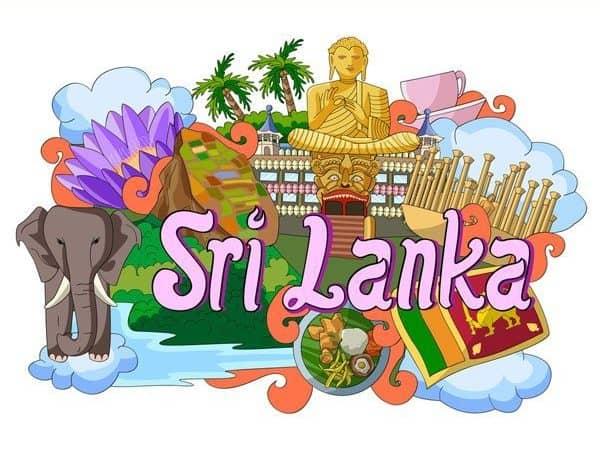 mua Sim du lịch Sri Lanka